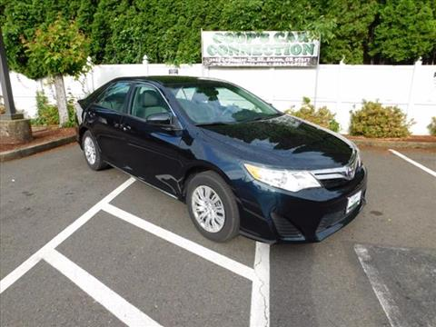 2014 Toyota Camry for sale in Salem OR