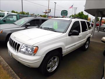 2002 Jeep Grand Cherokee for sale in Salem, OR
