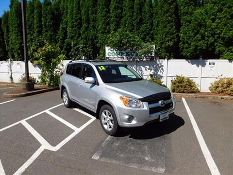 2012 Toyota RAV4 for sale in Salem OR