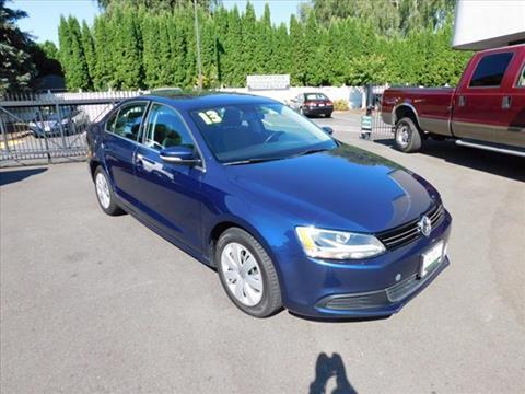 2013 Volkswagen Jetta for sale in Salem, OR