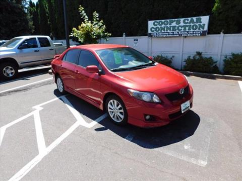 2010 Toyota Corolla for sale in Salem, OR