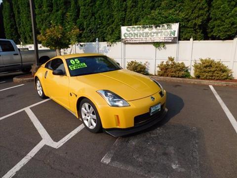 2005 Nissan 350Z for sale in Salem OR