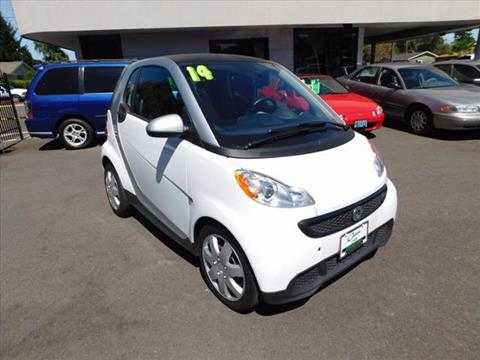 2014 Smart fortwo for sale in Salem OR