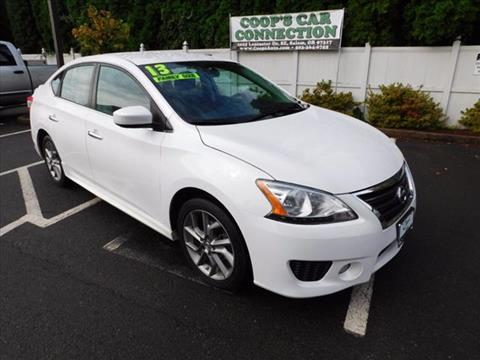 2013 Nissan Sentra for sale in Salem, OR