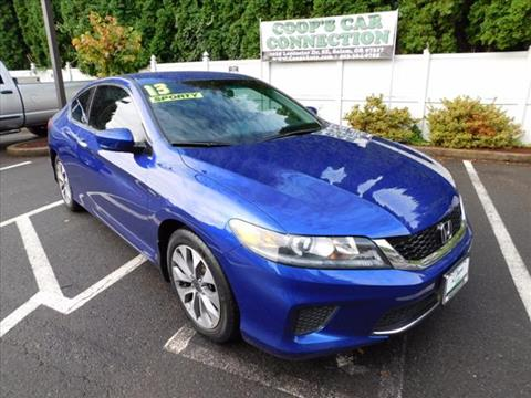 2013 Honda Accord for sale in Salem OR