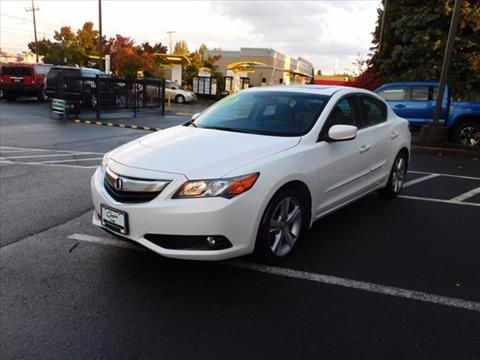 2013 Acura ILX for sale in Salem, OR
