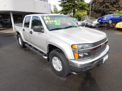 2005 Chevrolet Colorado for sale in Salem, OR