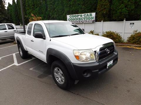2007 Toyota Tacoma for sale in Salem OR