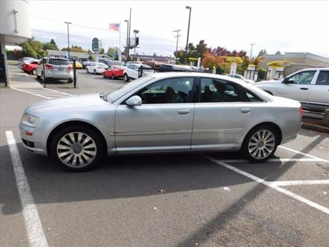 2005 Audi A8 for sale in Salem, OR