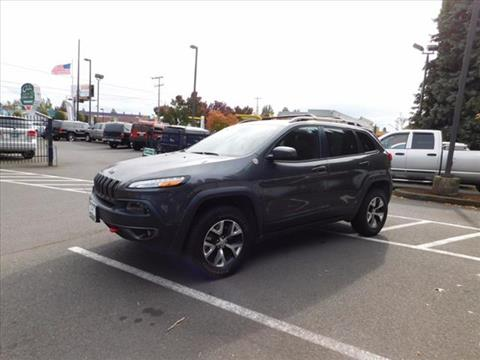 2015 Jeep Cherokee for sale in Salem OR