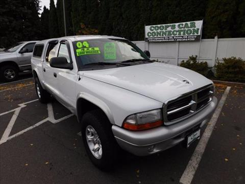 2004 Dodge Dakota for sale in Salem OR
