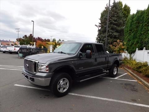 2007 Ford F-250 Super Duty for sale in Salem OR