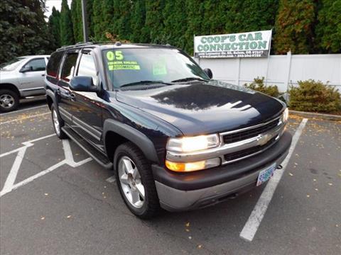 2005 Chevrolet Suburban for sale in Salem, OR