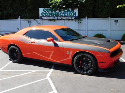 2019 Dodge Challenger for sale in Salem, OR