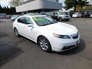 2012 Acura TL for sale in Salem, OR