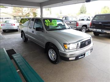 2003 Toyota Tacoma for sale in Salem, OR