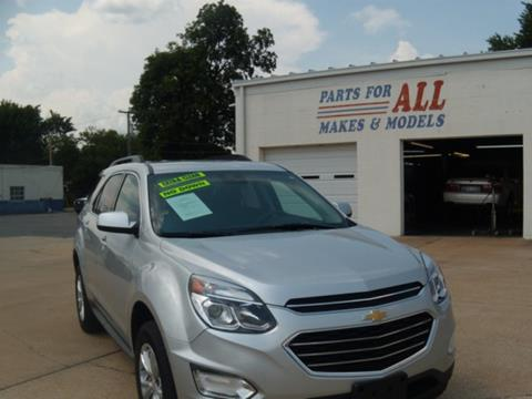 2016 Chevrolet Equinox for sale in Coffeyville, KS