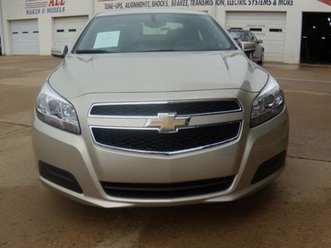 2013 Chevrolet Malibu for sale in Coffeyville KS