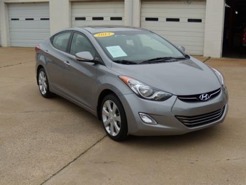 2013 Hyundai Elantra for sale in Coffeyville, KS