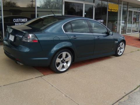 2009 Pontiac G8 for sale in Coffeyville, KS