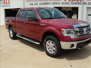 2014 Ford F-150 for sale in Coffeyville, KS