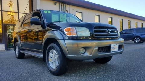 2003 Toyota Sequoia for sale in Lakewood NJ