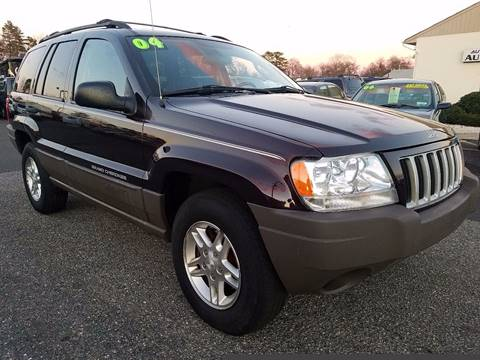 2004 Jeep Grand Cherokee for sale in Lakewood, NJ