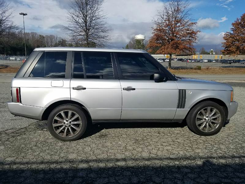 2006 Land Rover Range Rover HSE 4dr SUV 4WD - Greensboro NC
