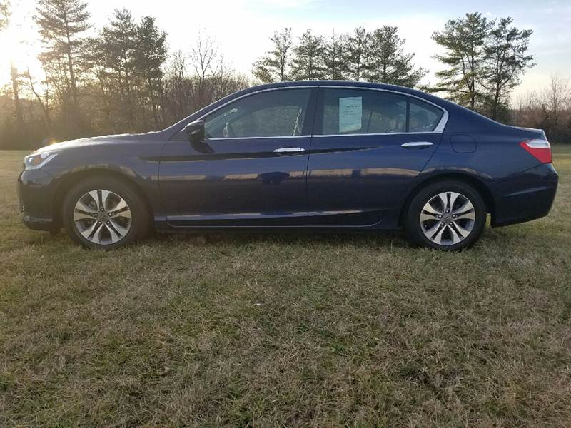 2015 Honda Accord LX 4dr Sedan CVT - Greensboro NC