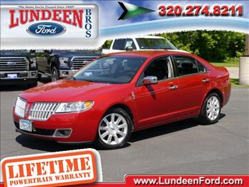 2012 Lincoln MKZ for sale in Annandale, MN