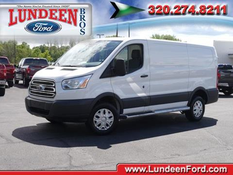 2016 Ford Transit Cargo for sale in Annandale, MN