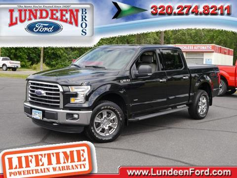 2015 Ford F-150 for sale in Annandale MN
