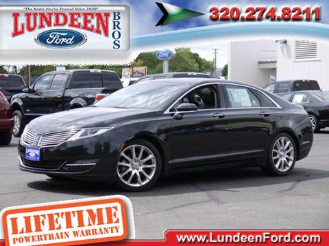 2014 Lincoln MKZ for sale in Annandale MN
