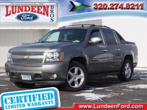 2008 Chevrolet Avalanche for sale in Annandale MN