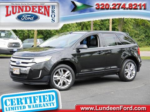 2013 Ford Edge for sale in Annandale MN