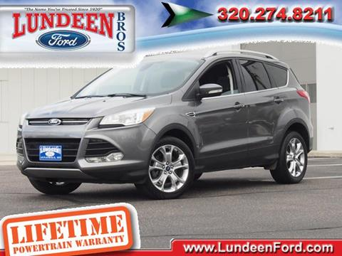 2014 Ford Escape for sale in Annandale MN