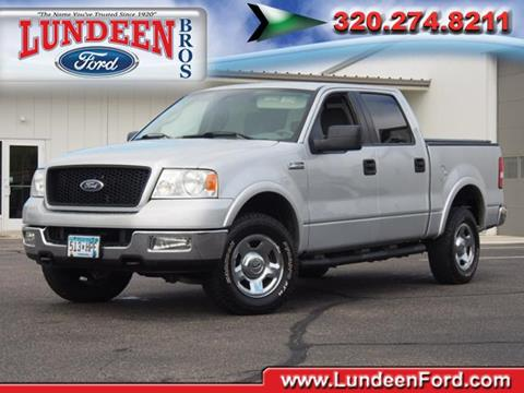 2005 Ford F-150 for sale in Annandale, MN