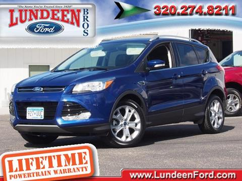 2016 Ford Escape for sale in Annandale, MN