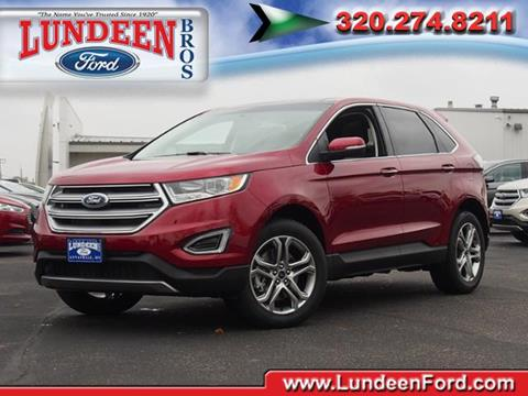 2017 Ford Edge for sale in Annandale, MN