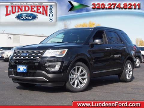 2017 Ford Explorer for sale in Annandale, MN
