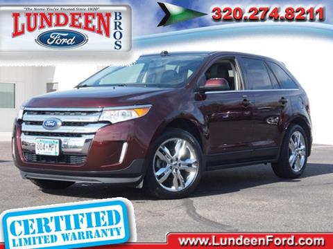2012 Ford Edge for sale in Annandale, MN
