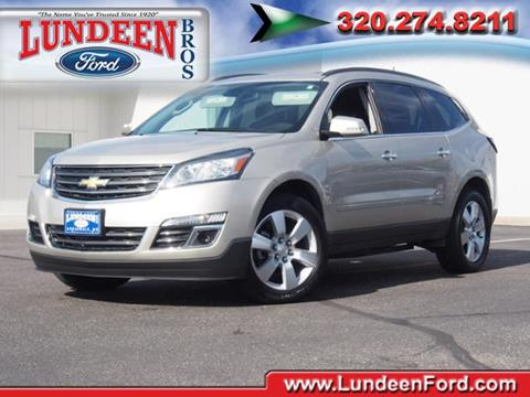 2015 Chevrolet Traverse for sale in Annandale, MN
