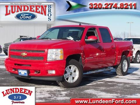 2011 Chevrolet Silverado 1500 for sale in Annandale MN