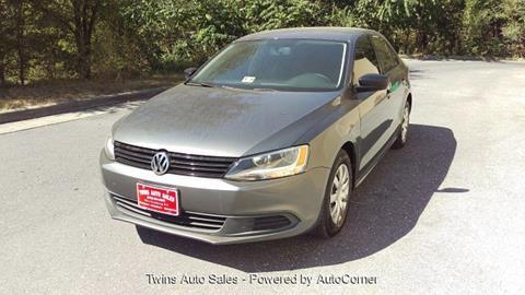 2012 Volkswagen Jetta for sale in Harrisonburg, VA
