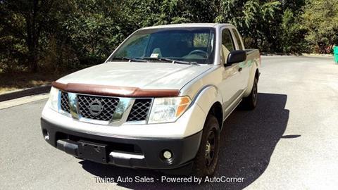 2006 Nissan Frontier for sale in Harrisonburg, VA
