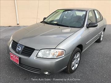 2006 Nissan Sentra for sale in Harrisonburg, VA
