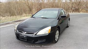 2007 Honda Accord for sale in Harrisonburg, VA
