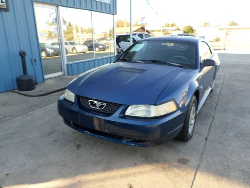 1999 Ford Mustang 2dr Coupe - Pensacola FL