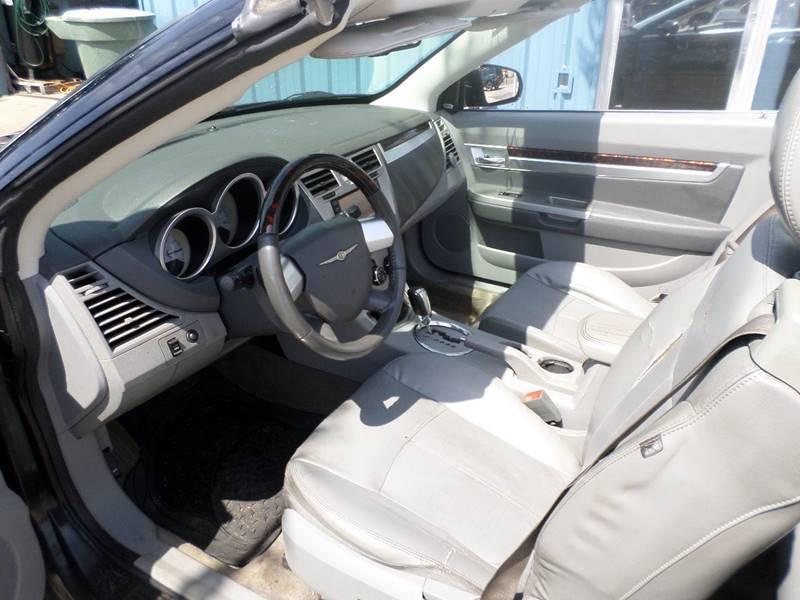 2008 Chrysler Sebring Limited 2dr Convertible - Pensacola FL