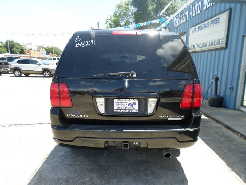 2006 Lincoln Navigator Luxury 4dr SUV - Pensacola FL